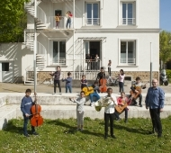 Ecole de musiqueVilleneuve la garenneLe 17 avril 2019